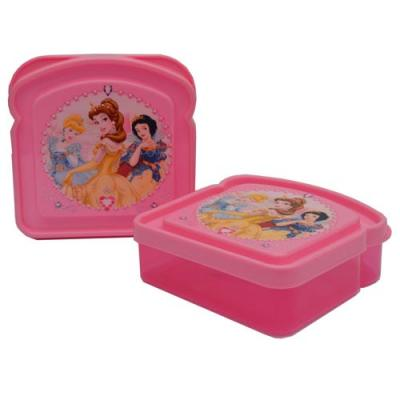 Disney Princess Sandwich Container School Lunch Container New Licensed