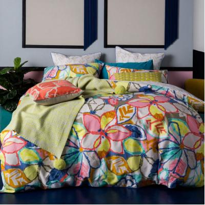 KAS ELLIE Quilt Cover Set - King & Queen