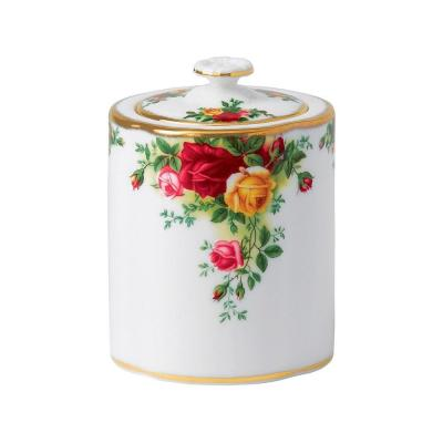 Royal Albert Old Country Roses Gorgeous Gifts Tea Caddy