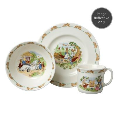 Royal Doulton Bunnykins 3 Piece Child Set