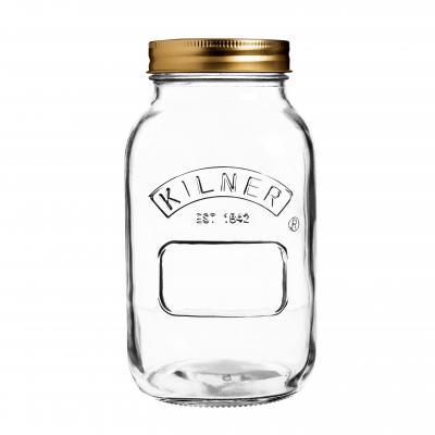 Kilner Genuine Preserve Jar 1 Litre