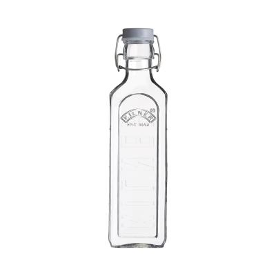 Kilner Clip Top Bottle - 600ml