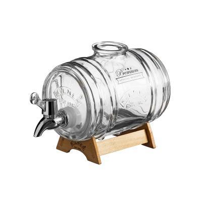 Kilner Barrel Dispenser, 1 Litre