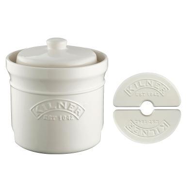 Kilner Ceramic Ferment Crock 9.5 Litre