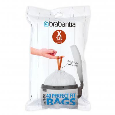 Brabantia Dis Code X 10-12L(BO) 40 Bags