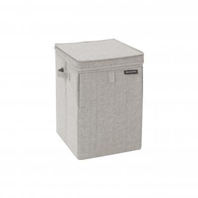 Brabantia Stackable Laundry Box 35L Grey
