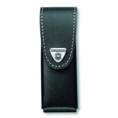 Victorinox Black Leather Pouch LockBlade and Tools 2-3 Layers