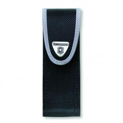 Victorinox SAK Black Nylon Sheath Lockblades and Tools 2-3 Layers