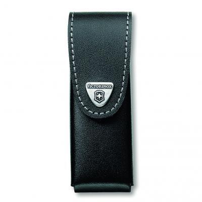 Victorinox SAK Black Leather Pouch LockBlade and Tools 4-6 Layers