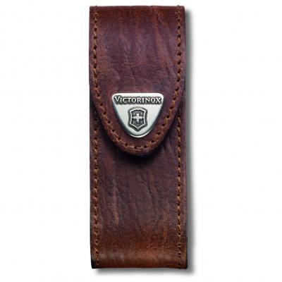 Victorinox Leather Belt Pouch | Brown