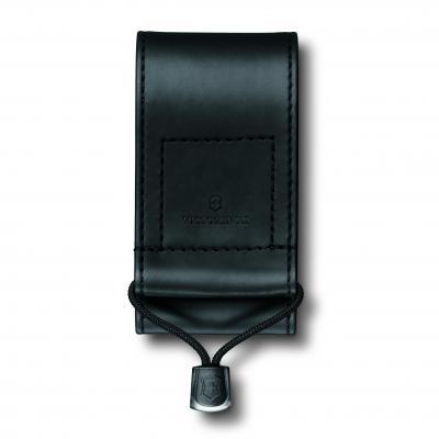 Victorinox SAK Victorinox Leather Imit Belt Pouch Black