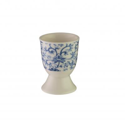 Avanti Egg Cup - China Blue Scroll