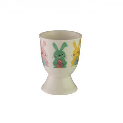 Avanti Egg Cup - Easter Bunny & Eggs