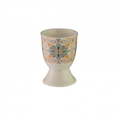 Avanti Egg Cup - Arabesque Tile Taupe
