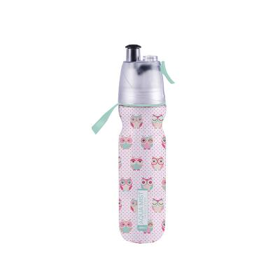 Avanti Aqua Mist Insulated Water Bottle - Light Green