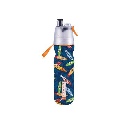 Avanti Aqua Mist Insulated Water Bottle - Orange
