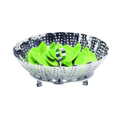 AVANTI Stainless Steel Steamer Basket | 24cm
