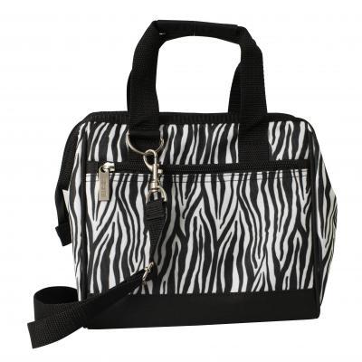 Avanti Insulated Lunch Bag | Zebra