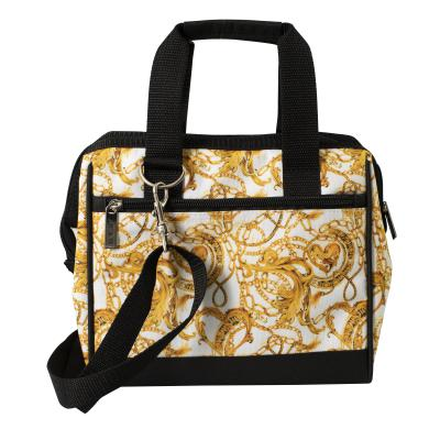 Avanti Insulated Lunch Bag | Baroque Gold
