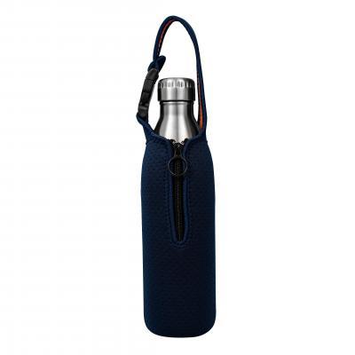 Avanti Fluid Bottle Tote   750ml Navy