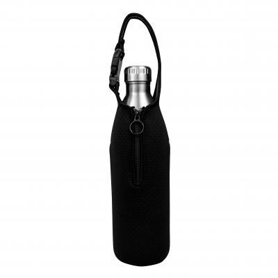 Avanti Fluid Bottle Tote   1L Black