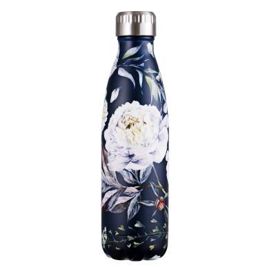 Avanti Fluid Twin Wall Vacuum Bottle 500ml - Bloom Black