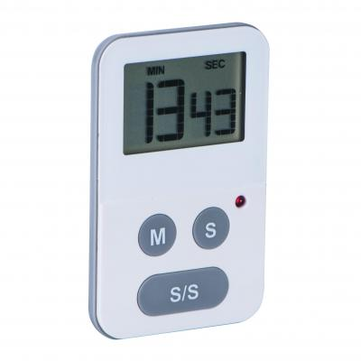 Avanti Digital Slim Timer W/Light-White