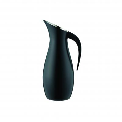 Nuance Penguin Water Pitcher Matt Black