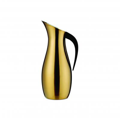 Nuance Penguin Water Pitcher Brass