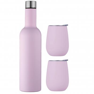 Avanti Wine Beverages Traveler Set | Pink