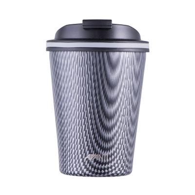 Avanti Go Cup Double Wall Stainless Steel Travel Cup 280ml - Carbon