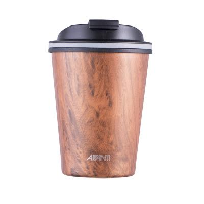 Avanti Go Cup Double Wall Stainless Steel Travel Cup 280ml - Driftwood