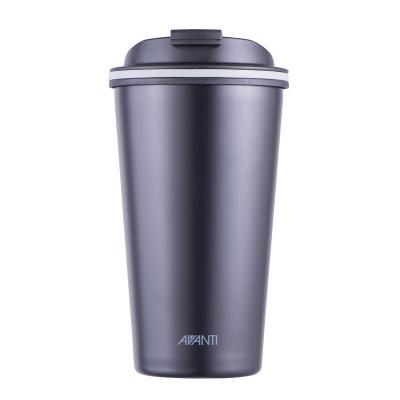 Avanti Go Cup Stainless Steel 410ml - Black