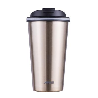 Avanti Go Cup Stainless Steel 410ml - Champagne