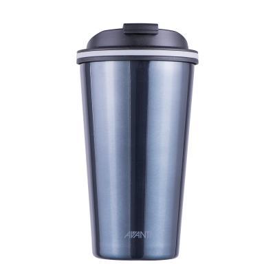 Avanti Go Cup Stainless Steel 410ml - Steel Blue
