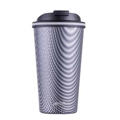 Avanti Go Cup Stainless Steel 410ml - Carbon