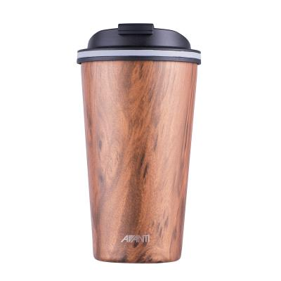 Avanti Go Cup Stainless Steel 410ml - Driftwood