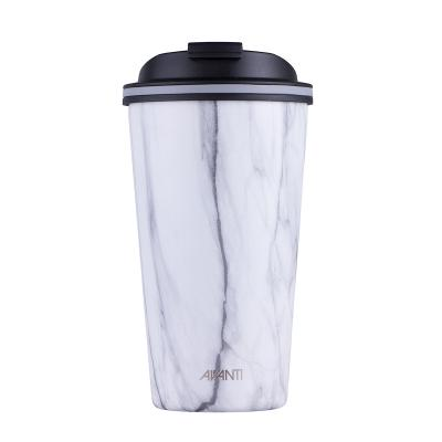 Avanti Go Cup Stainless Steel 410ml - Marble