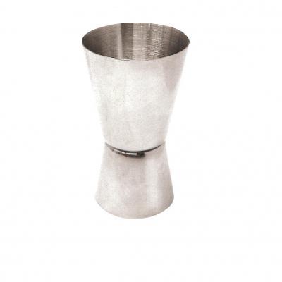 Vin Bouquet Stainless Steel Economic Jigger 40/20ml