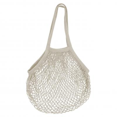 Karlstert Ecobags String bag Natural Cotton Long   Natural