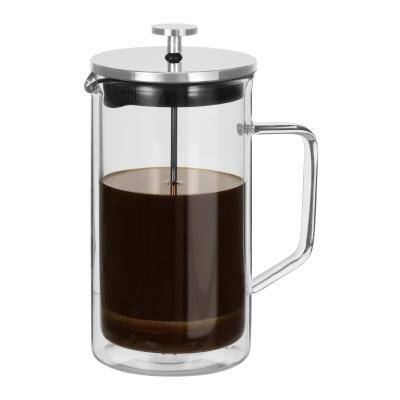 Avanti Capri Double Wall Coffee Plunger 1 Liter