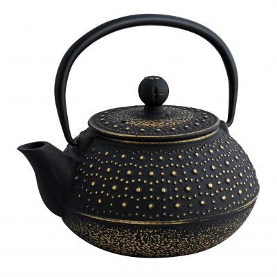 Avanti Imperial Teapot 800ml - Black and Gold
