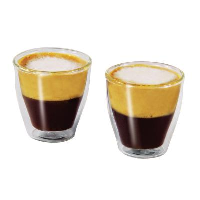 Avanti Modena 100ml Twin Wall Glass  2 pcs Set
