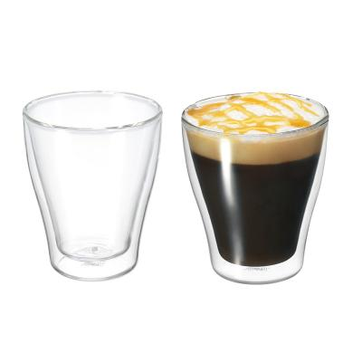 Avanti Modena 250ml Twin Wall Glass  2 pcs Set