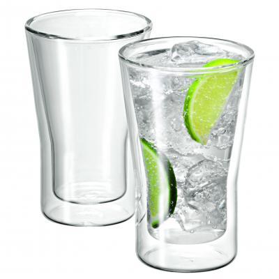 AVANTI Twin Glass Wall Uno   250ml Set of 2