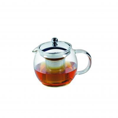 Avanti Ceylon Glass Teapot with Infuser 750ml 4 Cup