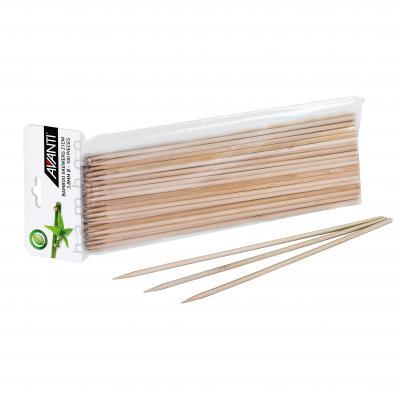 Avanti Bamboo Skewers   25cm 100pce Pack