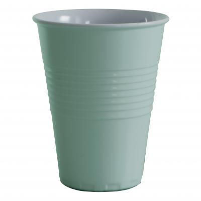 Avanti Miami Melamine 2/Tone 400ml Cup-Duck EGG Blue