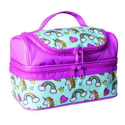 Avanti YY Double Decker Lunch Bag Unicorn