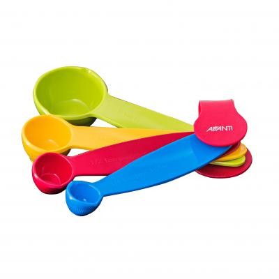 Avanti Ribbed Measuring Spoons - Primary